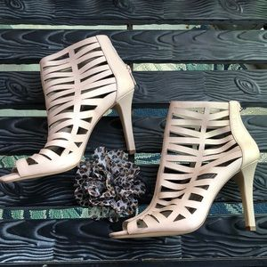 INC International Concepts Open Toe Heels